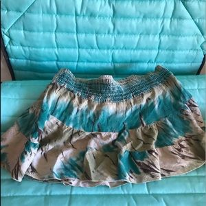 Guess mini skirt with cotton lining Size Small